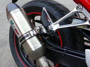 本田CB500F 排气管声音测试