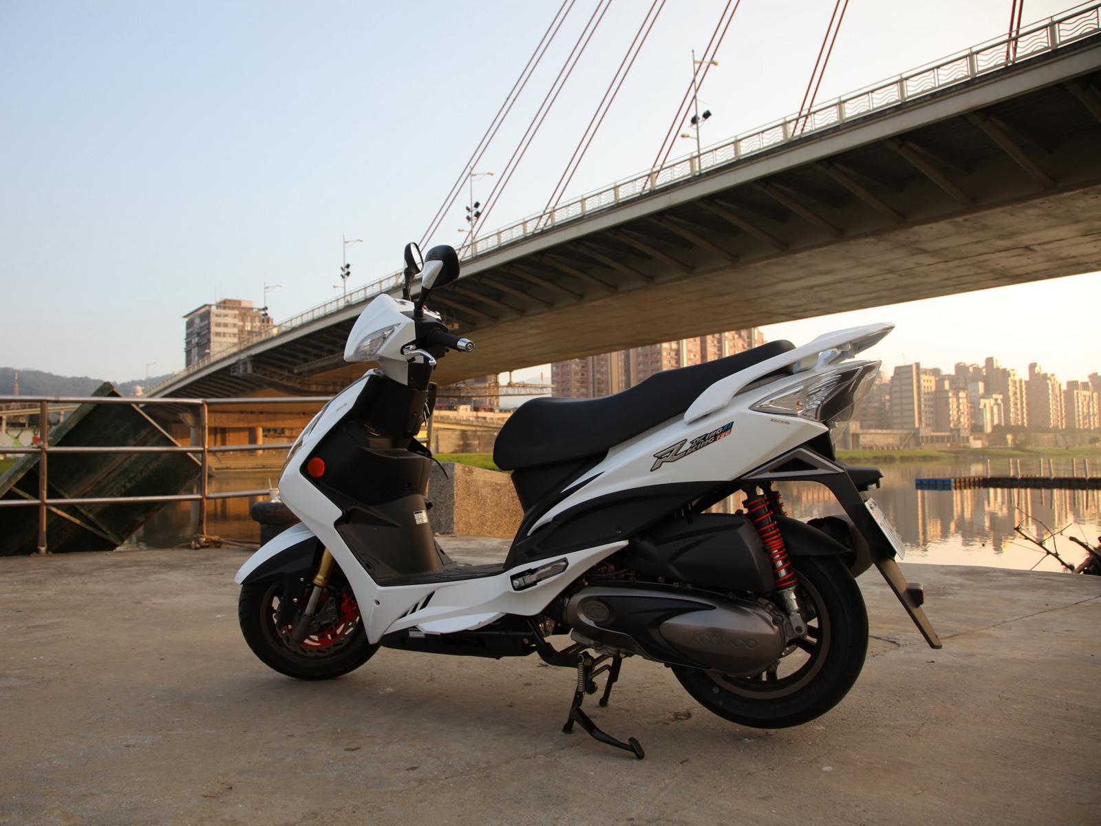 R Nine T >> 【光阳 劲丽GP110】_摩托车图片库_摩托车之家