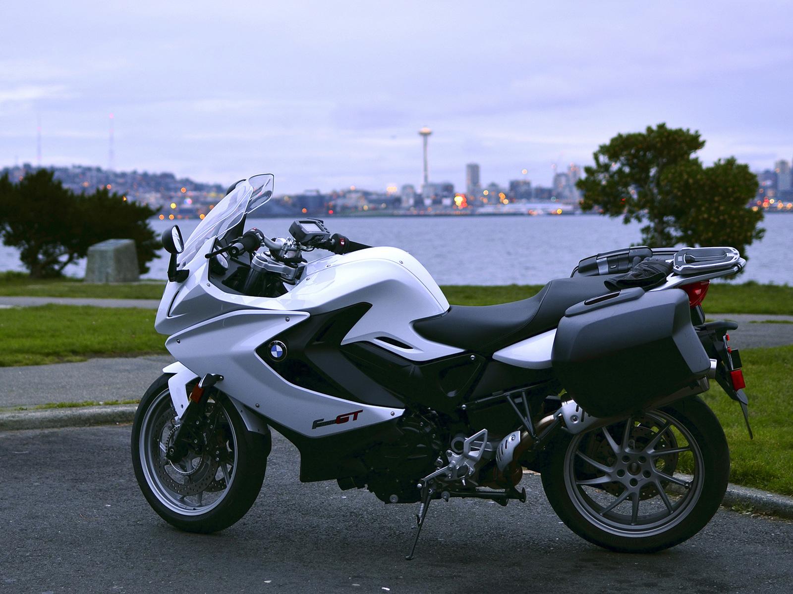 宝马bmw 2014 f800gt摩托车图片