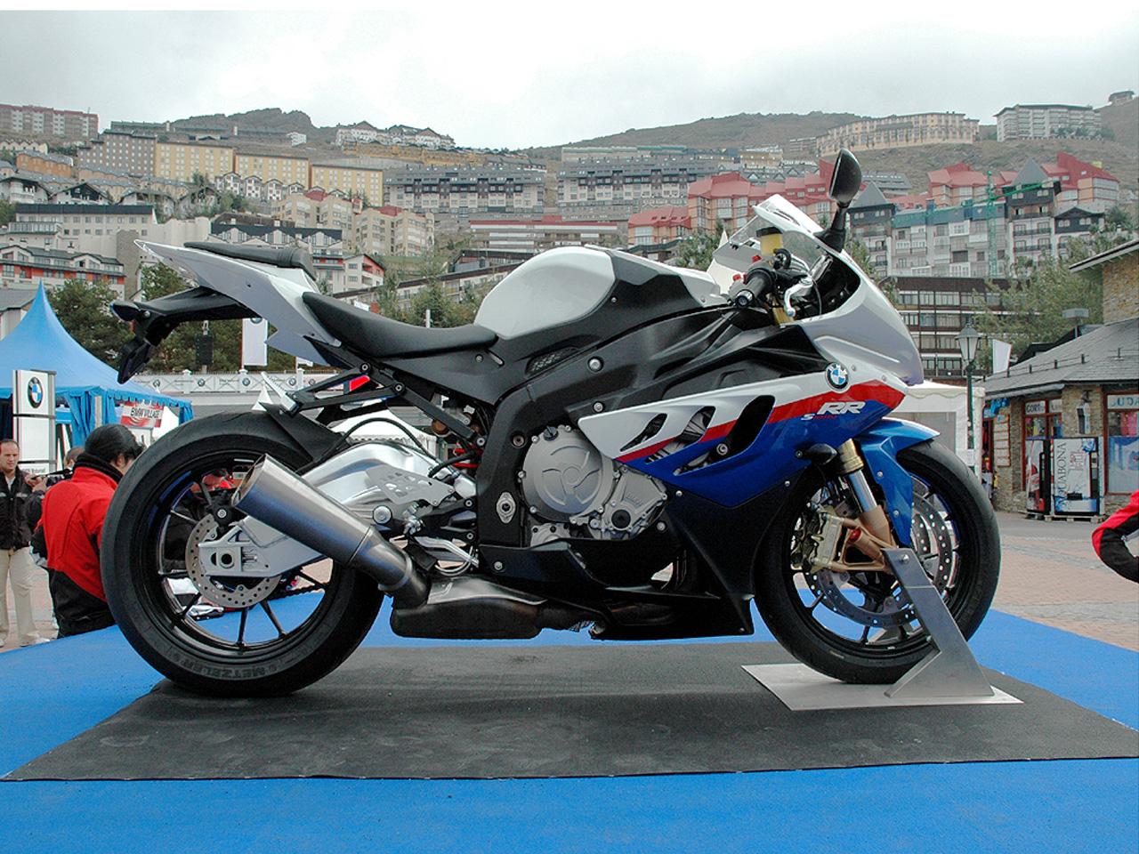 宝马bmw s1000rr摩托车图片