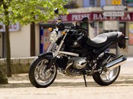 宝马BMW R1200R摩托车图片