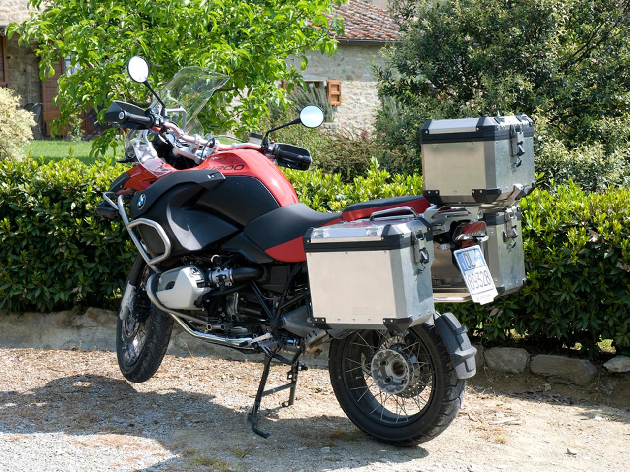 【宝马bmw R1200gs Adventure摩托车图片】 摩托车图片库 摩托车之家