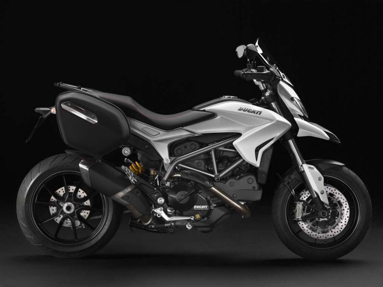 Ducati Hyperstrada Exhaust