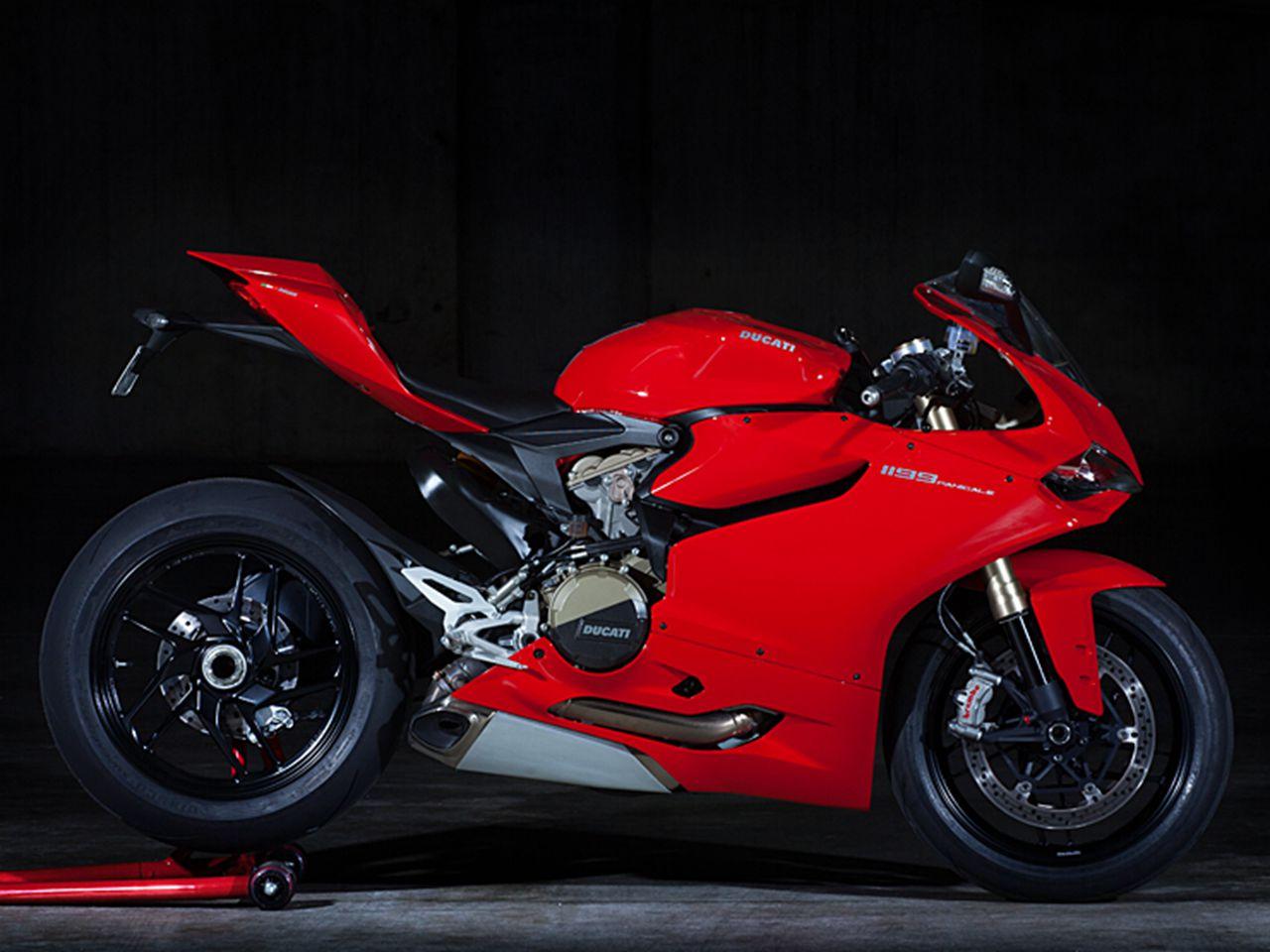 【杜卡迪ducati Superbike 1199 Panigale R 图片】 摩托车图片库 摩托车之家