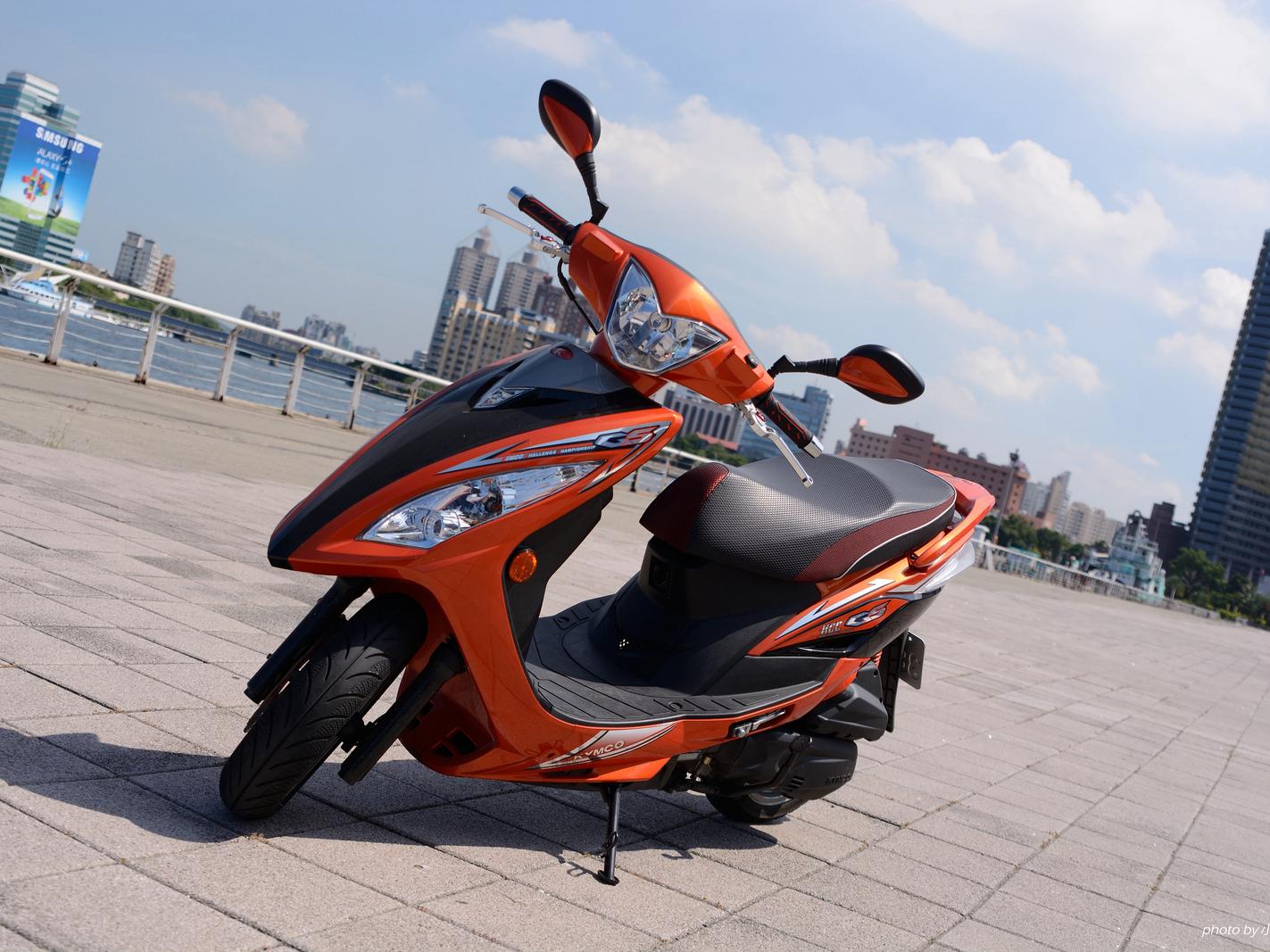 R Nine T >> 【光阳 超5 G5 150 Fi】_摩托车图片库_摩托车之家