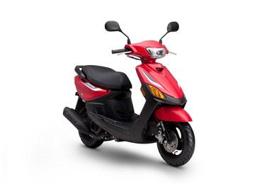 巧格踏板摩托车图片_雅马哈YAMAHA 新巧格 New JOG-雅马哈摩托车-摩托车之家