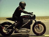 哈雷戴维森电动摩托官方宣传视频