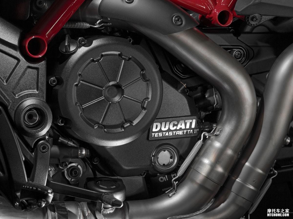 Ducati魔鬼 2015