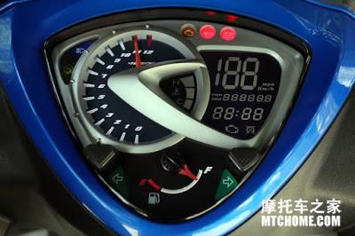 光阳雷霆王RacingKing180
