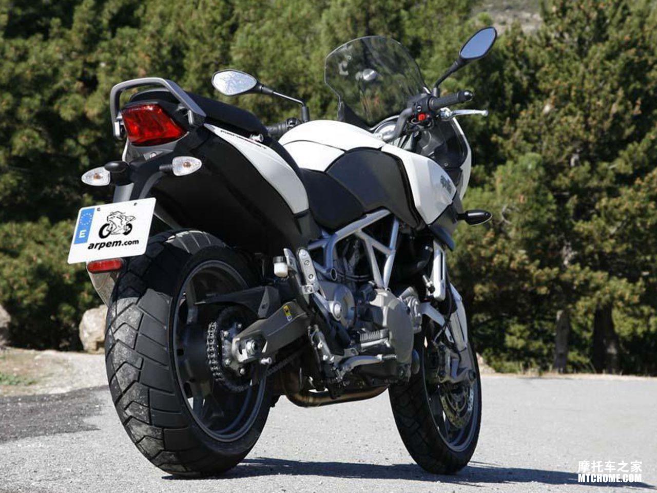 【阿普利亚aprilia Mana 850摩托车图片】 摩托车图片库 摩托车之家