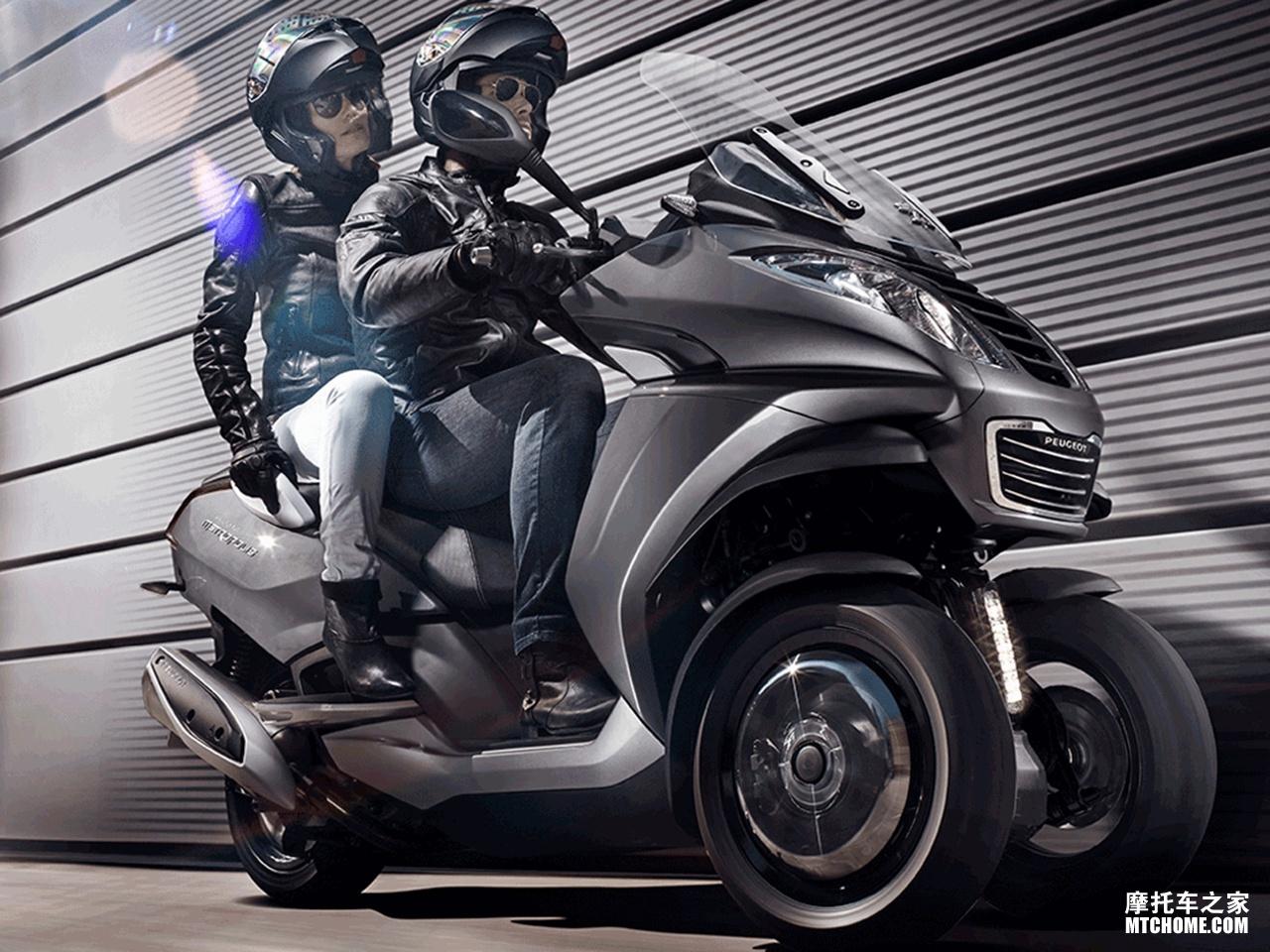小越野摩托车_倒三轮的设计方向与传统交通工具比较的优势 - 三轮挎子 - 摩托 ...