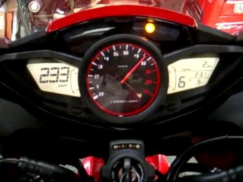 本田VFR1200F视频