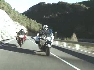 宝马 K1600GT 摩托车视频