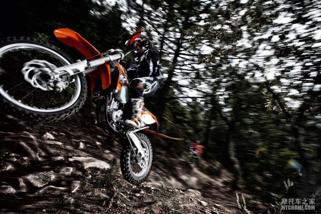 ktm 125 sx 摩托车图片