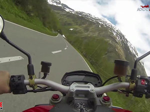 杜卡迪Ducati Monster 怪兽 1100 EVO 摩托车视频