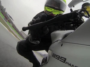 杜卡迪Ducati Superbike 899 Panigale 超跑摩托车视频