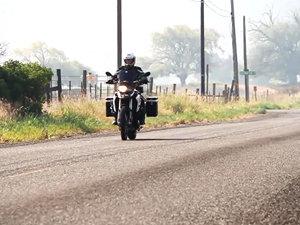 宝马BMW F800GS摩托车视频