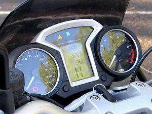 宝马BMW R1200R摩托车视频