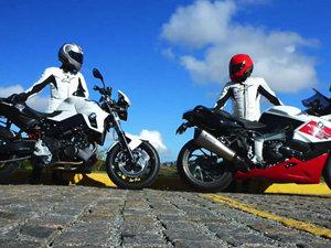 宝马BMW K1300S 摩托车视频