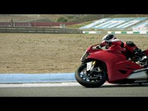 杜卡迪Ducati Superbike 1199 Panigale 摩托车视频