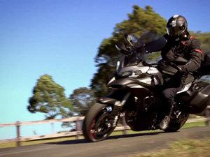 杜卡迪Ducati Multistrada 1200 S Granturismo 揽途 GT巡航版 摩托车视频