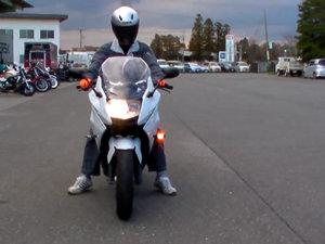 宝马F800GT摩托车视频