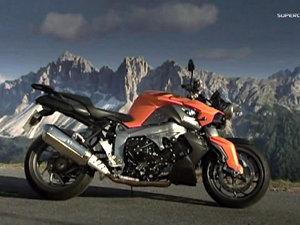 宝马BMW K1300R摩托车视频