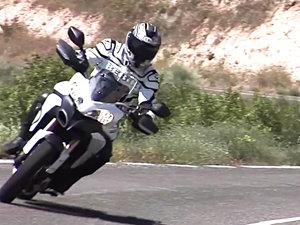 杜卡迪Ducati Multistrada 1200 揽途 摩托车视频