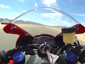 本田Honda CBR600RR 摩托车视频