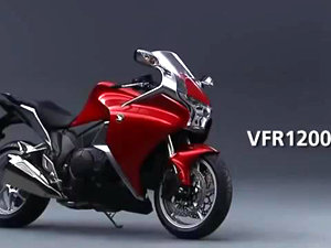 2014款本田 VFR1200F 摩托车官方视频