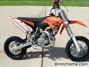 KTM 50 SX 摩托车视频