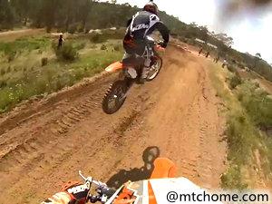 KTM 125 SX 摩托车视频