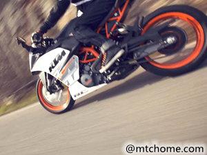 KTM RC 390 摩托车视频