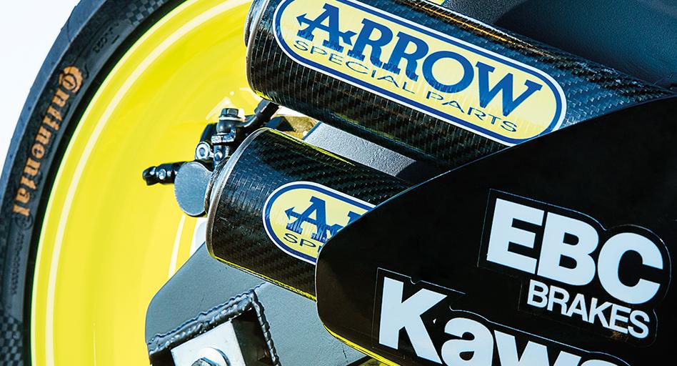 KAWASAKI ZX-3RR