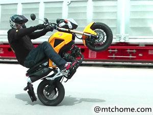 本田MSX125摩托车视频