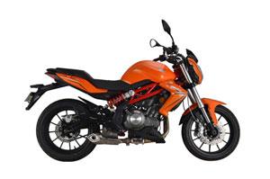 贝纳利蓝宝龙300摩托车(BJ300GS)