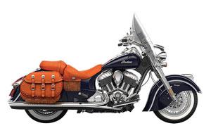 印第安摩托车Chief Vintage (首领古典软箱)