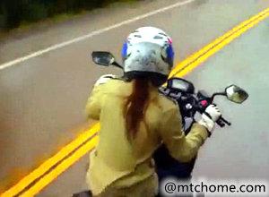 本田CTX700N摩托车宣传视频