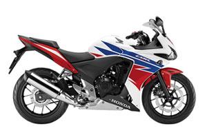 本田进口摩托车CBR500R(带ABS)