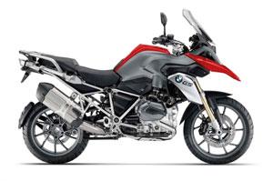 宝马越野摩托车 R1200GS