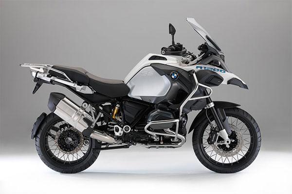 宝马摩托车 r1200gs adventure