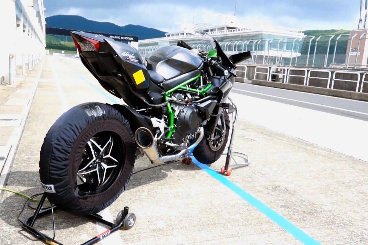 h2r摩托车高清壁纸】