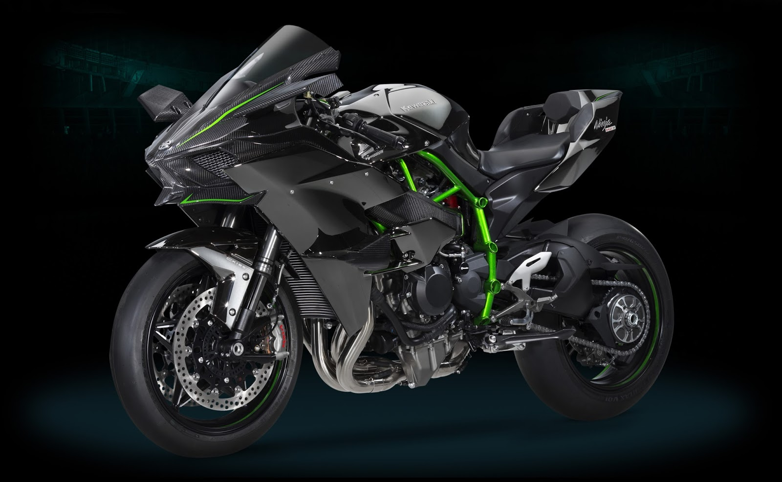 kawasaki ninja 650r hd wallpaper