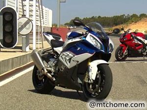 2015宝马摩托S1000RR新车视频
