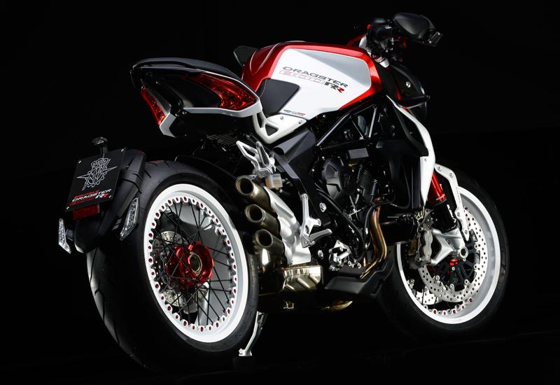 2015奥古斯塔摩托车Dragster RR