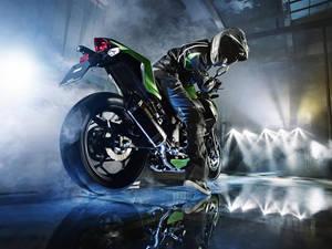 川崎摩托车Kawasaki Z300 摩托车图片