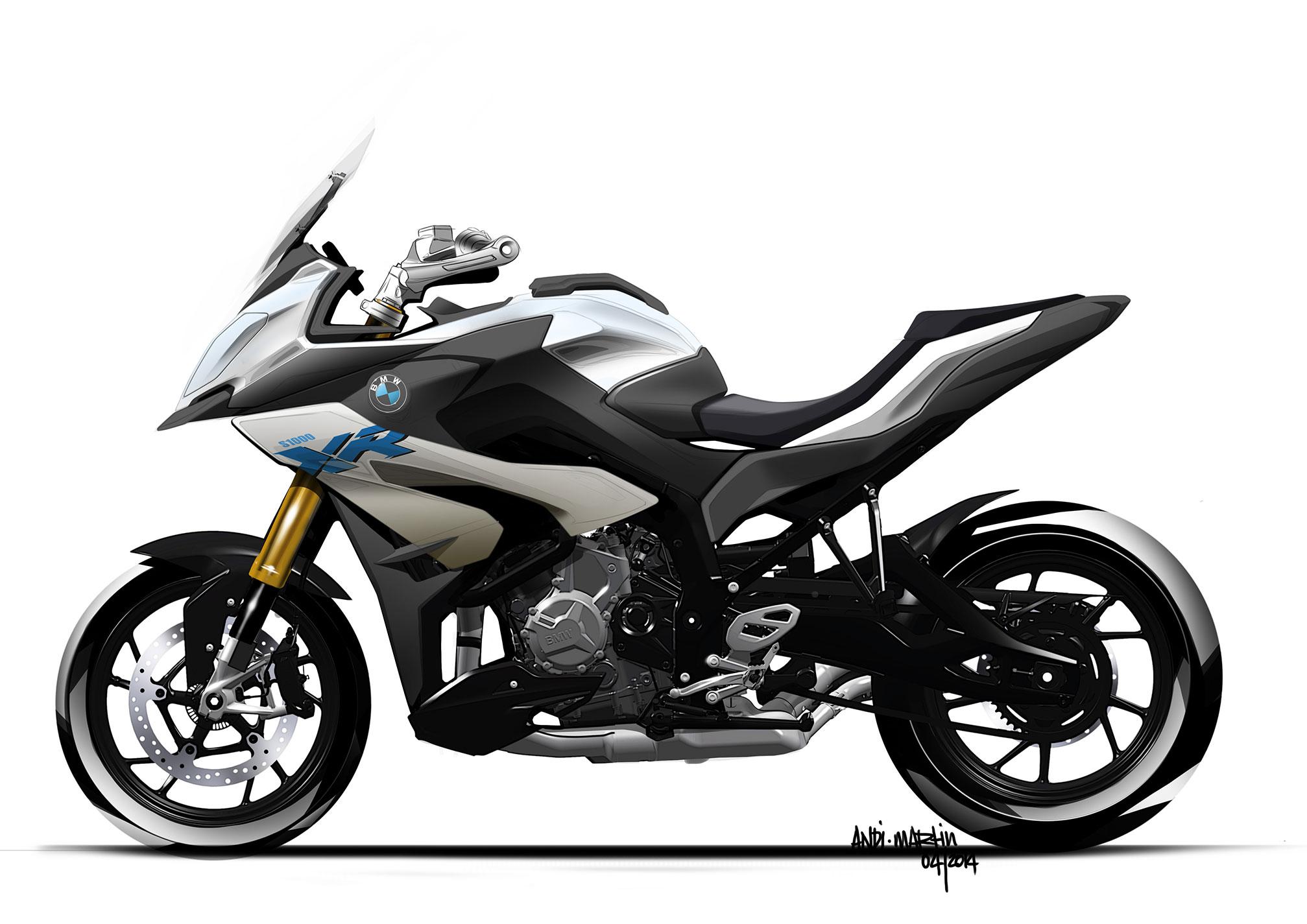 【宝马摩托车s1000xr图片】 摩托车图片库 摩托车之家