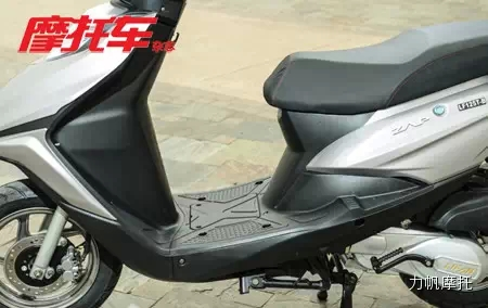 一路悦行——《摩托车》评测 lf125t-b