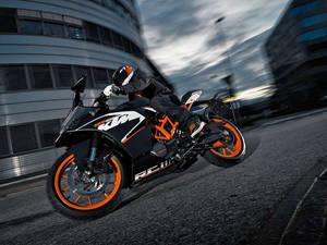 KTM RC 125 摩托车图片
