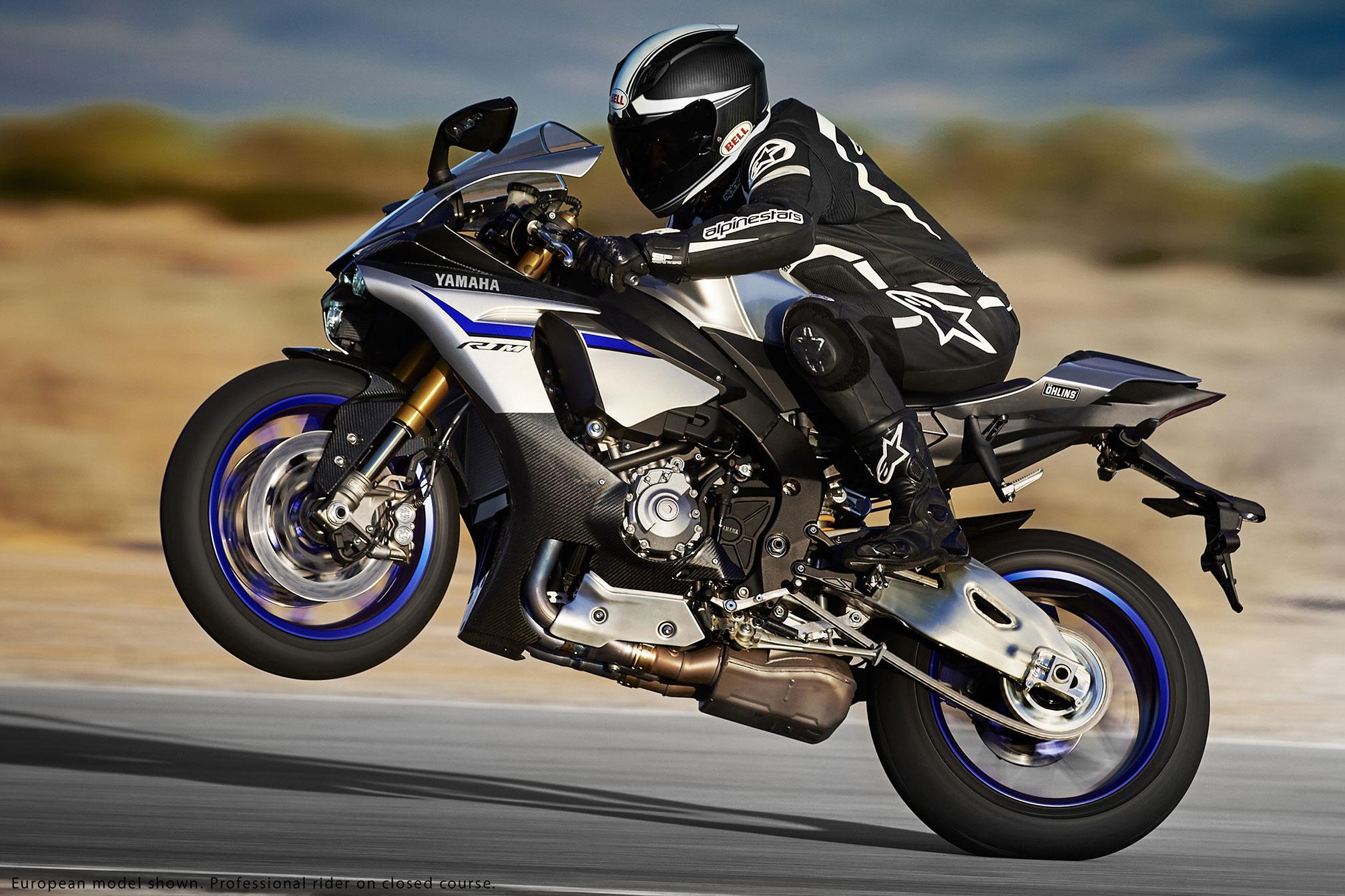 【雅马哈 YAMAHA YZF-R1M 摩托车图片】_摩托车图片库_摩托车之家